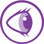 Optics workshop logo - Eye