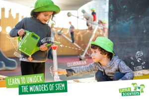 Learn to unlock the wonders of STEM - Water exploration