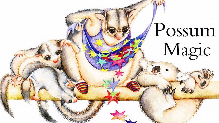 Possum Magic book cover