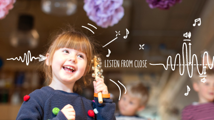 Learn to unlock the wonders of STEM - Learn about acoustics