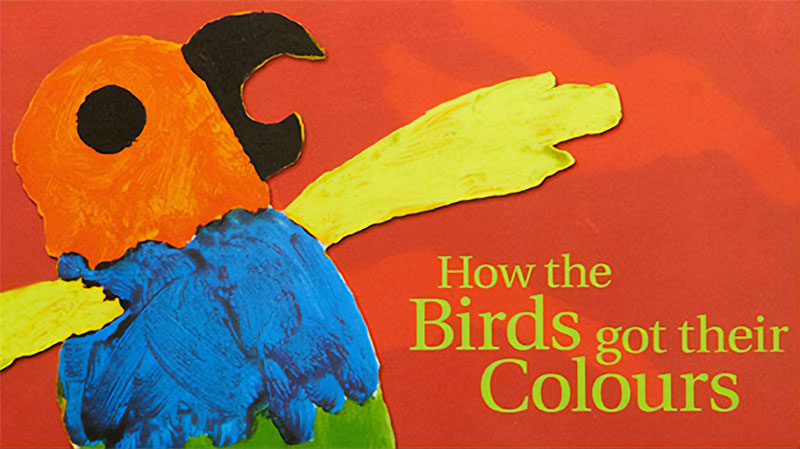 How the birds got their colours