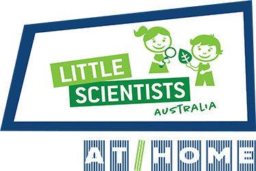 Little Scientists at home logo