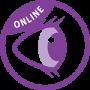 Optics online logo