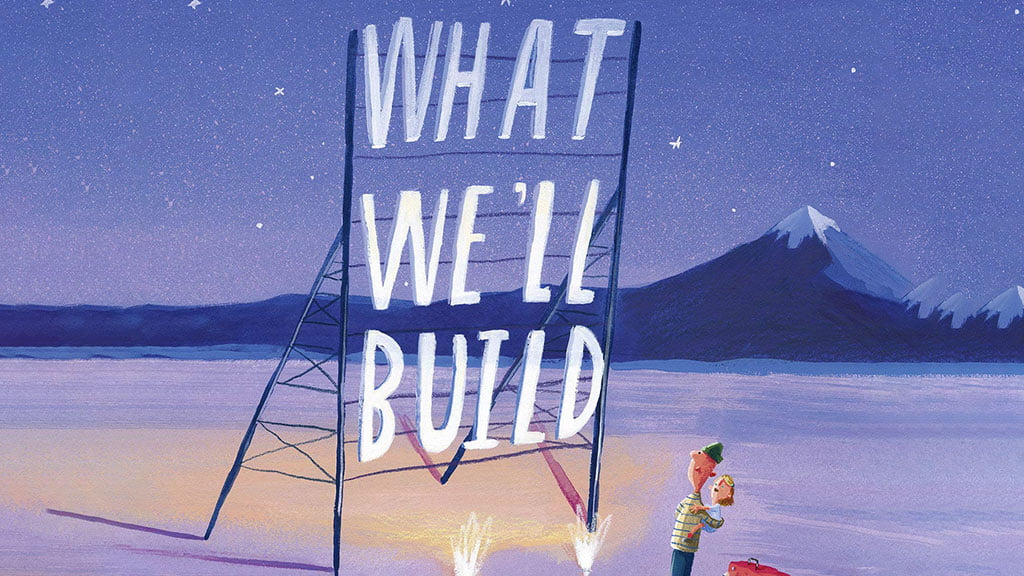 What we'll build sign