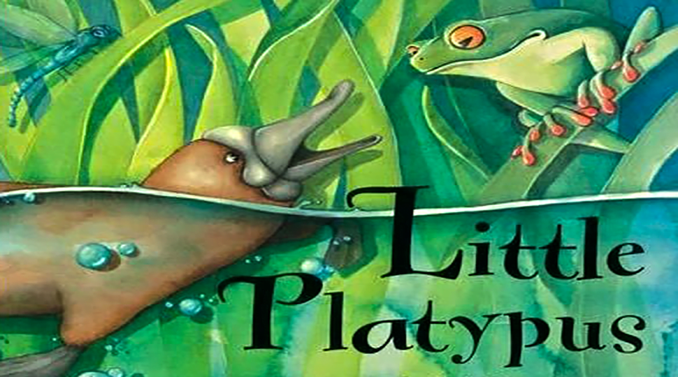 Little platypus book cover