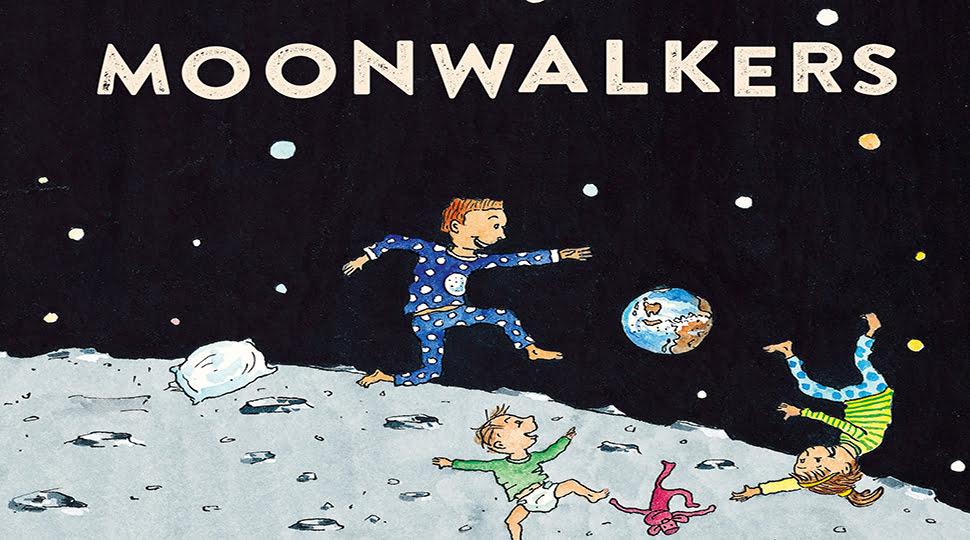 Moonwalkers book cover