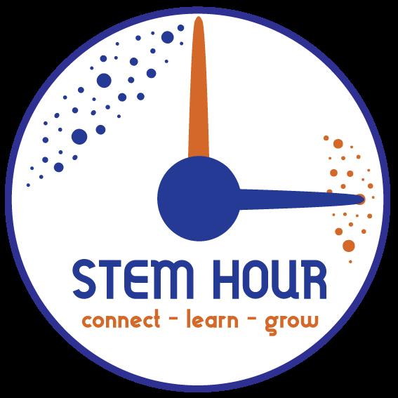 STEM Hour webinar logo